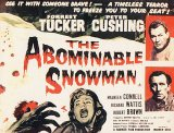 ABOMINABLE SNOWMAN, THE Poster 1