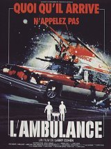 AMBULANCE, THE Poster 1