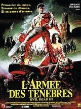 ARMY OF DARKNESS : EVIL DEAD III Poster 1