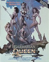 BARBARIAN QUEEN Poster 1