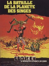 BATTLE FOR THE PLANET OF THE APES Poster 1