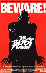 BEAST WITHIN, THE Poster 1