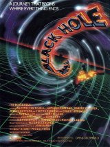BLACK HOLE, THE Poster 2