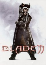 BLADE II Poster 1
