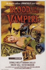 BLOOD OF THE VAMPIRE Poster 1