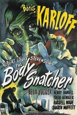 BODY SNATCHER, THE Poster 1