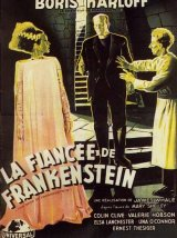 BRIDE OF FRANKENSTEIN Poster 1