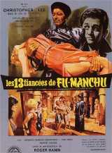 BRIDES OF FU MANCHU, THE Poster 1
