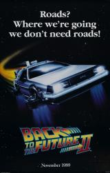 BACK TO THE FUTURE PART II - Poster