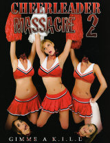 CHEERLEADER MASSACRE 2 - Poster