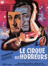 CIRCUS OF HORRORS Poster 1