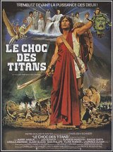 CLASH OF THE TITANS Poster 1