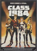 CLASS OF 1984 Poster 1