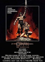 CONAN THE BARBARIAN Poster 2
