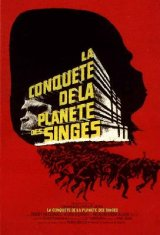 CONQUEST OF THE PLANET OF THE APES Poster 1