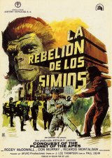 CONQUEST OF THE PLANET OF THE APES Poster 3