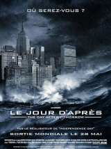 DAY AFTER TOMORROW, THE Poster 1