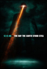 THE DAY THE EARTH STOOD STILL (2008) - Teaser poster 1