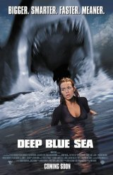 DEEP BLUE SEA Poster 1