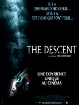DESCENT, THE Poster 1
