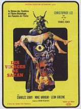 DEVIL RIDES OUT, THE Poster 1