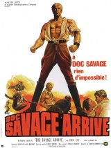 DOC SAVAGE : THE MAN OF BRONZE Poster 2
