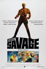 DOC SAVAGE : THE MAN OF BRONZE - Poster