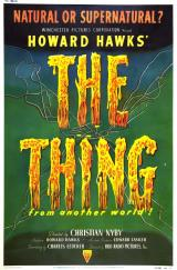 THE THING FROM ANOTHER WORLD : THE THING FROM ANOTHER WORLD - Poster #12203