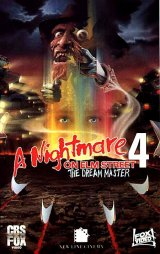NIGHTMARE ON ELM STREET 4 : THE DREAM MASTER, A Poster 1