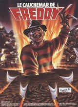 NIGHTMARE ON ELM STREET 4 : THE DREAM MASTER, A Poster 2