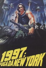ESCAPE FROM NEW YORK Poster 3