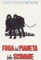 ESCAPE FROM THE PLANET OF THE APES Poster 1