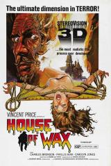 HOUSE OF WAX : HOUSE OF WAX (1953) - Poster #12212