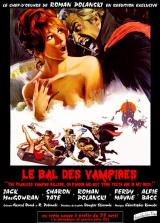 LE BAL DES VAMPIRES - Poster reedition