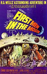 FIRST MEN IN THE MOON Poster 2