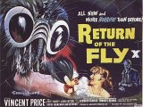 RETURN OF THE FLY Poster 1