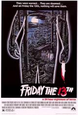 FRIDAY THE 13TH - Poster