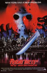 FRIDAY THE 13TH PART VIII : JASON TAKES MANHATTAN Poster 1