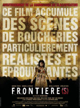 FRONTIERE(S) - Poster fran�ais