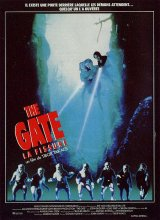 GATE, THE Poster 1