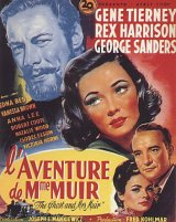 GHOST AND MRS MUIR, THE Poster 1