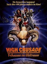 HIGH CRUSADE, THE Poster 1