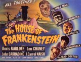 HOUSE OF FRANKENSTEIN Poster 1