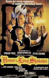 HOUSE OF THE LONG SHADOWS Poster 1