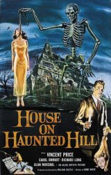 HOUSE ON HAUNTED HILL Poster 1