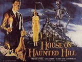 HOUSE ON HAUNTED HILL Poster 2