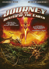 JOURNEY TO THE CENTER OF THE EARTH - Poster