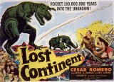 LOST CONTINENT Poster 1