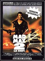 MAD MAX 2 Poster 2