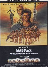 MAD MAX BEYOND THUNDERDOME Poster 1